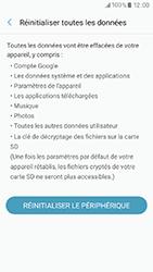 Samsung Galaxy A3 (2017) - Téléphone mobile - Réinitialisation de la configuration d