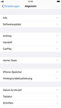 Apple iPhone 6s Plus - iOS 13 - Software - Installieren von Software-Updates - Schritt 4