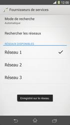 Sony C6903 Xperia Z1 - Réseau - utilisation à l'étranger - Étape 13