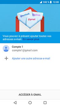 Crosscall Trekker X4 - E-mails - Ajouter ou modifier votre compte Gmail - Étape 12