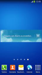 Samsung SM-G3815 Galaxy Express 2 - Startanleitung - Installieren von Widgets und Apps auf der Startseite - Schritt 9