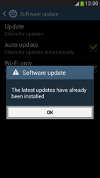Samsung Galaxy S 4 Mini LTE - Software - Installing software updates - Step 10