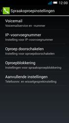 Alcatel OT-6012X Idol Mini - Voicemail - handmatig instellen - Stap 7