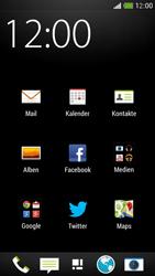 HTC One Mini - E-Mail - Manuelle Konfiguration - Schritt 3