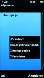Sony Ericsson U8i Vivaz Pro - Internet - handmatig instellen - Stap 22