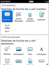 BlackBerry 9800 Torch - E-mail - Handmatig instellen - Stap 11
