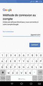 Huawei Mate 10 Pro - Applications - Créer un compte - Étape 10