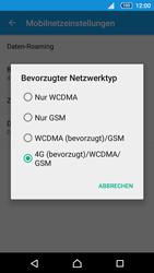 Sony E5823 Xperia Z5 Compact - Netzwerk - Netzwerkeinstellungen ändern - 7 / 8