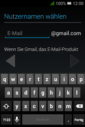 Alcatel OT-4009D Pixi 3 (3.5) - Apps - Konto anlegen und einrichten - Schritt 8