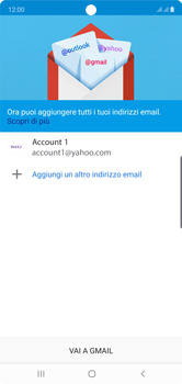 Samsung Galaxy Note 10 - E-mail - 032b. Email wizard - Yahoo - Fase 12
