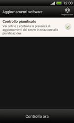 HTC One SV - Software - Installazione degli aggiornamenti software - Fase 7