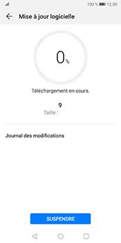 Huawei Mate 10 Pro - Android Pie - Logiciels - Installation de mises à jour - Étape 6