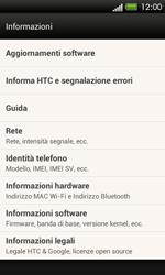 HTC One SV - Software - Installazione degli aggiornamenti software - Fase 6