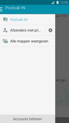 Samsung G900F Galaxy S5 - E-mail - e-mail instellen: POP3 - Stap 19