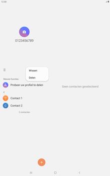 Samsung galaxy-tab-a-10-1-lte-2019-sm-t515 - Contacten en data - Contacten overzetten via Bluetooth - Stap 5