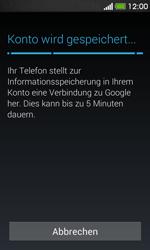 HTC Desire 500 - Apps - Konto anlegen und einrichten - Schritt 21