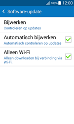 Samsung Galaxy Core Prime (G360F) - software - update installeren zonder pc - stap 6