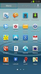 Samsung Galaxy S III - MMS - Manuelle Konfiguration - Schritt 3
