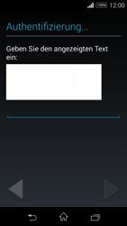 Sony Xperia E3 - Apps - Konto anlegen und einrichten - 18 / 25