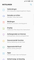 Samsung Galaxy S6 Edge - Android Nougat - Internet - Uitzetten - Stap 4