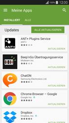 Samsung Galaxy S 5 - Apps - Nach App-Updates suchen - Schritt 6