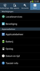 Samsung I9505 Galaxy S IV LTE - software - update installeren zonder pc - stap 5