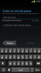 Samsung I9300 Galaxy S III - Applications - Créer un compte - Étape 7