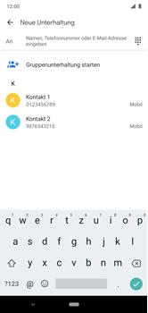 Nokia 6.1 Plus - Android Pie - MMS - Erstellen und senden - Schritt 7