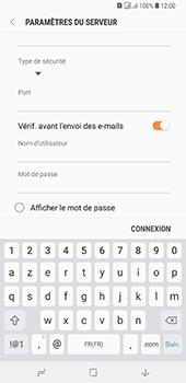 Samsung Galaxy A7 2018 - E-mails - Ajouter ou modifier un compte e-mail - Étape 17