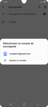 Samsung Galaxy A31 - Aller plus loin - Gérer vos données depuis le portable - Étape 14