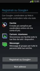 Samsung Galaxy S 4 Active - Applicazioni - Configurazione del negozio applicazioni - Fase 16