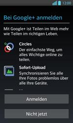 LG Optimus L7 II - Apps - Konto anlegen und einrichten - 17 / 25