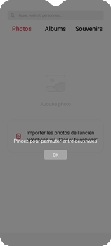 Oppo A9 2020 - Photos, vidéos, musique - Envoyer une photo via Bluetooth - Étape 5