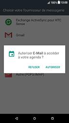 HTC Desire 650 - E-mails - Ajouter ou modifier votre compte Outlook - Étape 6