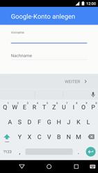 Motorola Moto G 3rd Gen. (2015) - Apps - Konto anlegen und einrichten - Schritt 5