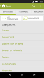 HTC One M8 - apps - app store gebruiken - stap 6