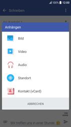 HTC 10 - MMS - Erstellen und senden - 17 / 25