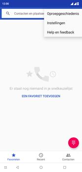 Wiko View 2 Plus - Voicemail - handmatig instellen - Stap 6