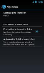 Acer Liquid Glow E330 - Internet - Handmatig instellen - Stap 21