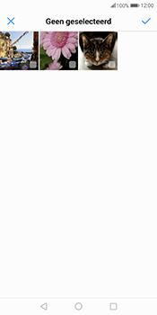 Huawei Mate 10 Pro - E-mail - E-mails verzenden - Stap 13
