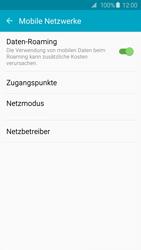 Samsung G920F Galaxy S6 - Ausland - Im Ausland surfen – Datenroaming - Schritt 8