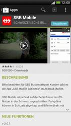 HTC One S - Apps - Installieren von Apps - Schritt 22