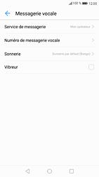 Huawei P9 - Android Nougat - Messagerie vocale - Configuration manuelle - Étape 7
