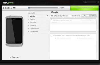 HTC One A9 - Software - Sicherungskopie Ihrer Daten erstellen - Schritt 6