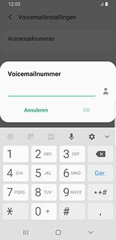 Samsung galaxy-s9-sm-g960f-android-pie - Voicemail - Handmatig instellen - Stap 10