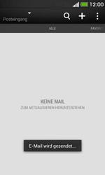 HTC Desire 500 - E-Mail - E-Mail versenden - Schritt 17