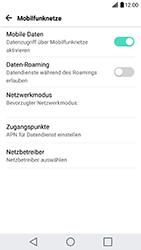 LG G5 SE (H840) - Android Nougat - Ausland - Auslandskosten vermeiden - Schritt 8