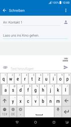 HTC One M9 - MMS - Erstellen und senden - 14 / 25