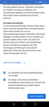 Huawei Mate 20 Lite - Apps - Konto anlegen und einrichten - 15 / 20