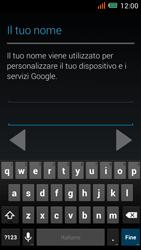 Alcatel One Touch Idol Mini - Applicazioni - Configurazione del negozio applicazioni - Fase 6